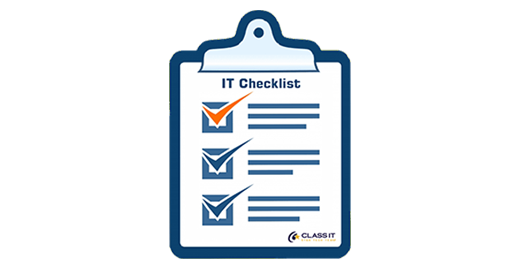 checklist-classit